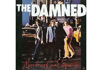 The Damned - Machine Gun Etiquette - (CD)