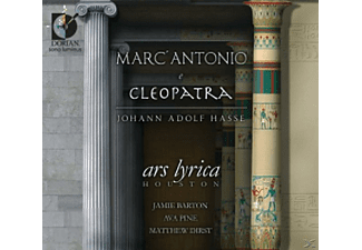 Ars Lyrica Houston - Marc'antonio E Cleopatra [Doppel-cd] - (CD)