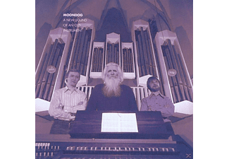 Moondog - A New Sound Of An Old Instrument - (CD)
