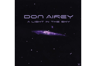Don Airey - A Light In The Sky - (CD)