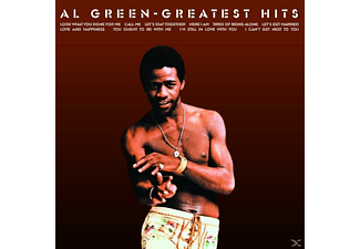 Al Green - Greatest Hits - (CD)