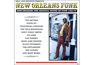 VARIOUS - New Orleans Funk - (CD)