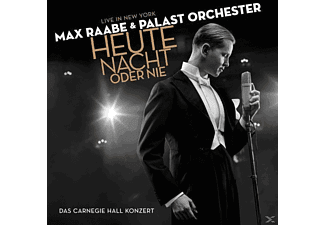 Palast Orchester - Heute Nacht Oder Nie: Live In New York [CD]