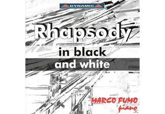 Marco Fumo - Rhapsody In Black And White - (CD)