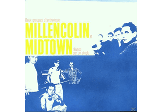 Millencolin|midtown - Split - (CD)
