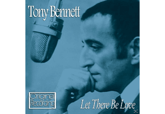 Tony Bennett - Let There Be Love - (CD)