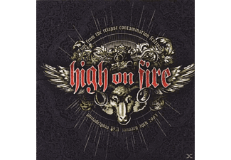 High On Fire - Live Contamination Fest - (CD)