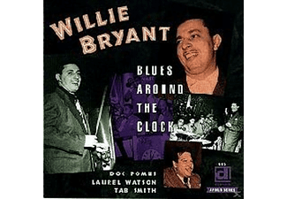 Bryant Willie - Blues Around The Clock - (CD)