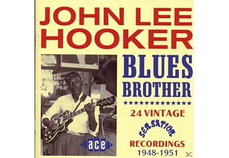 John Lee Hooker - Blues Brother - (CD)