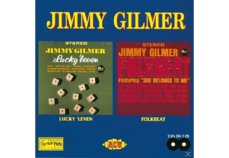 Fireballs, The / Gilmer, Jimmy - Lucky 'Leven/Folkbeat - (CD)