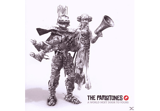 The Parlotones - A World Next Door To Yours [CD]