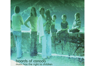 Boards Of Canada - Music Has The Right...(Digipack) - (CD)