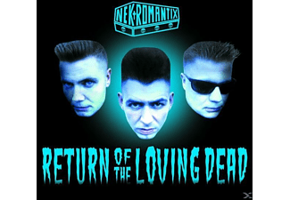 Nekromantix - Return Of The Loving Dead [CD]