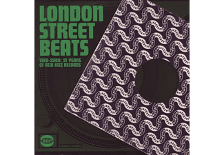 VARIOUS - London Street Beats - 1988-2009: 21 Years Of Acid Jazz Recor - (CD)