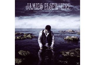 Jamies Elsewhere - They Said A Storm Was Coming [CD]
