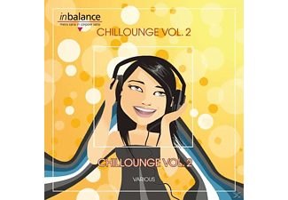 VARIOUS - Chillounge Vol.2 [CD]