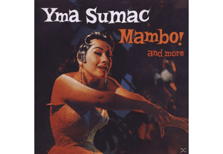 Yma Sumac - Mambo! And More - (CD)
