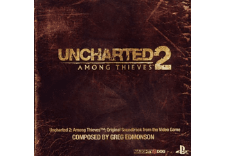 VARIOUS - Uncharted 2: Among Thieves - (CD)