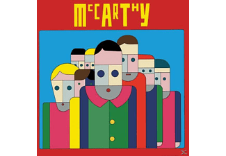 McCarthy - Banking,Violence And Inner Life To - (Vinyl)