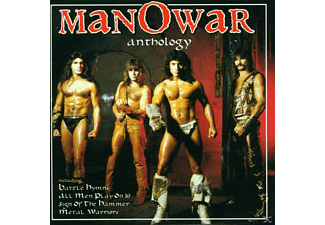 Manowar - Anthology [CD]