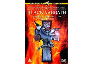 Black Sabbath - The Black Sabbath Story - Vol. 2 - (DVD)