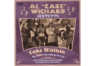 Al Cake Wichard Sextette - Modern Recordings 1947-48 - (CD)