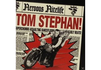 Tom Stephan - Nervous Nitelife: Tom Stephan - (CD)