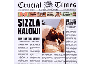 Sizzla - Crucial Times - (CD)