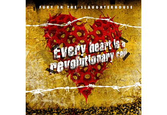 Fury In The Slaughterhouse - Every Heart Is A Revolutionary Cell [CD]