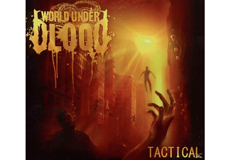 World Under Blood - Tactical - (CD)