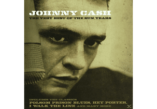 Johnny Cash - Very Best Of Sun Years - (CD)