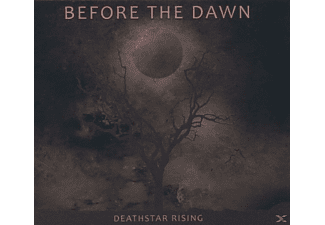 Before The Dawn - Deathstar Rising [CD]