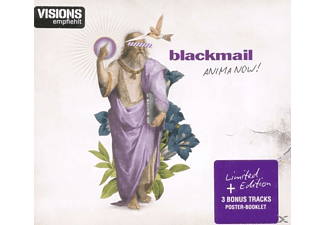 Blackmail - Anima Now ! (Limited Edition,Inkl.Bonus-Tracks & - (CD)