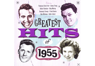VARIOUS - Greatest Hits Of 1955 - (CD)