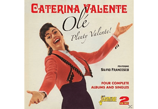 Caterina Valente - Ole Plenty Valente - (CD)