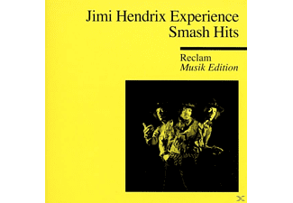 The Jimi Hendrix Experience - All Time Best. Reclam Musik Edition 15 [CD]