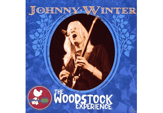 Johnny Winter - Johnny Winter:  The Woodstock Experience [CD]