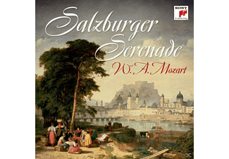 VARIOUS - Salzburger Serenade-Mozart [CD]