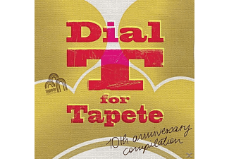 VARIOUS - Dial T For Tapete [CD]