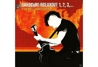 VARIOUS - Hardcore Breakout 1,2,3 - (CD)