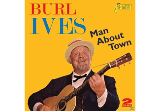 Burl Ives - Man About Town - (CD)