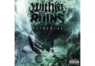 Within The Ruins - Phenomena [CD]