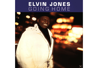 Elvin Jones - Going Home - (CD)