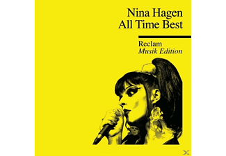 Nina Hagen - All Time Best-Reclam Musik Edition 43 - (CD)