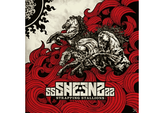 Sssheensss - Strapping Stallions [CD]
