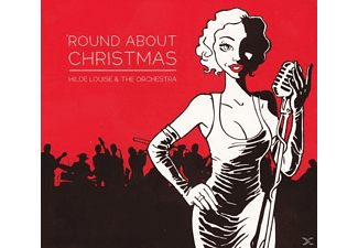 Hilde Louise Asbjornsen - Round about Christmas - (CD)