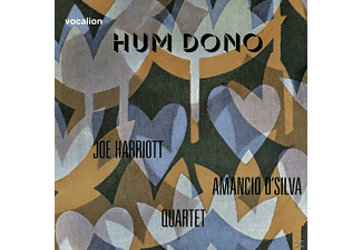 Joe & Amancio D'silva Quartet Harriott - Hum Dono - (CD)