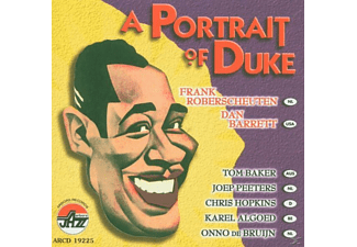 Roberscheuten,Frank/Barrett,Dan - A Portrait Of Duke [CD]