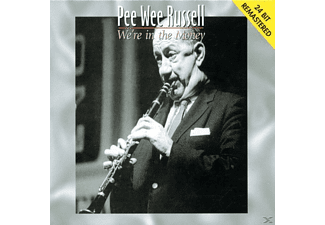 Pee Wee Russell - We're In The Money [CD]