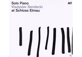 Vladyslav Sendecki - Solo Piano At Schloss Elmau [CD]